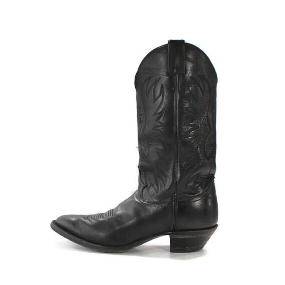 9ba6f76074e RARE Vintage Justin Cowboy Boots
