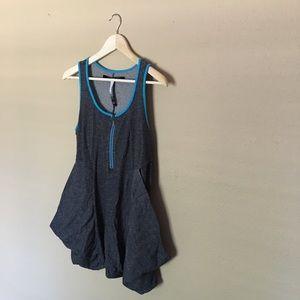 kenzie Dresses & Skirts - SALE🍍Grey & Blue Kenzie Dress🍍