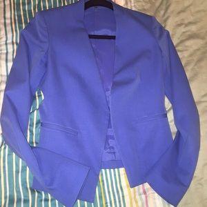 Theory  Jackets & Blazers - Theory blazer cobalt blue size 2
