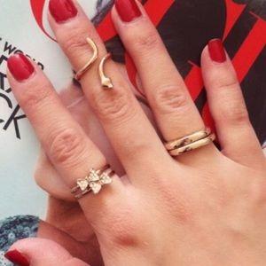 "Jewelry - Snake ""MIDI"" Ring"