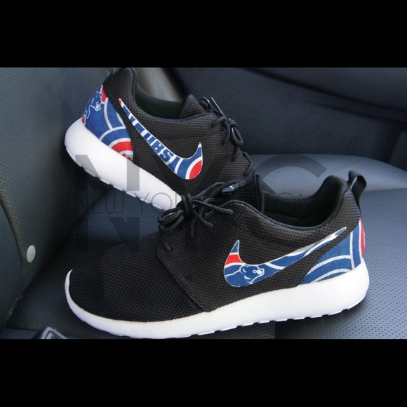 Chicago Cubs Nike Shoes