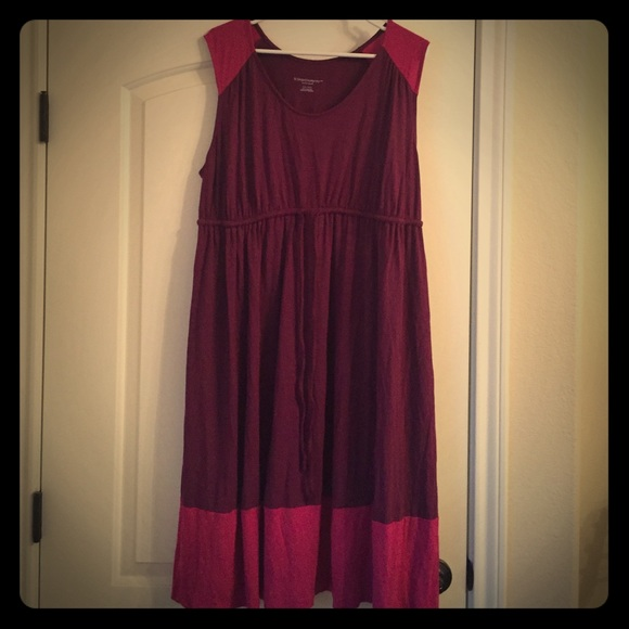 Liz Lange Dresses Plus Size Maternity Dress Poshmark