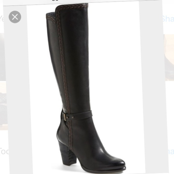 de13b1dc66e NWOB Ugh Claudine Tall Boot in Black