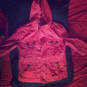 Baker by Ted Baker Other - Red Toddler Rain Jacket