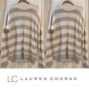 LC Lauren Conrad Sweaters - 🍍CLEARANCE🍍 Lauren Conrad Gray Mockneck Sweater