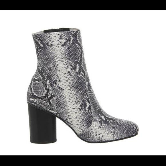 Snakeskin Boots | Poshmark