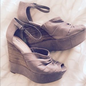 Brand New-Sole Society Wedges