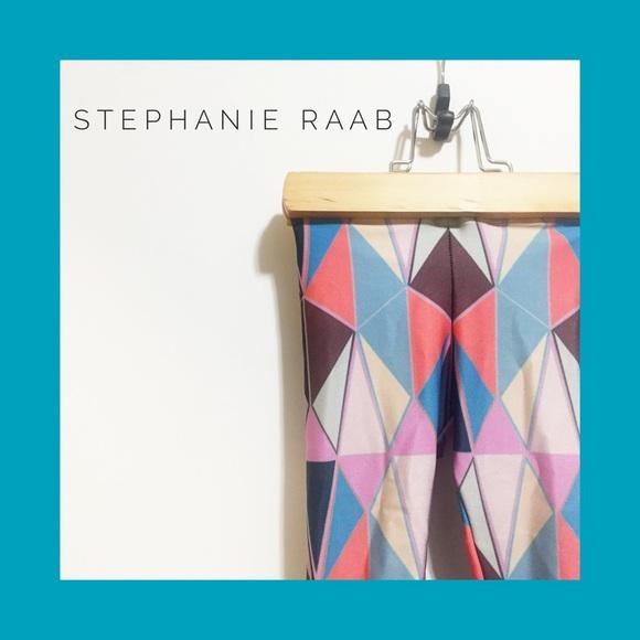Stephanie Raab Bottoms Custom Fabric Baby Leggings Poshmark