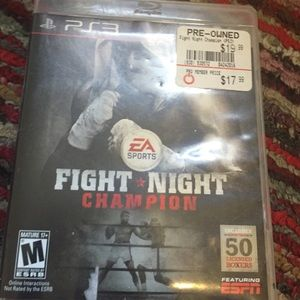 Alara Other - Fight night champion