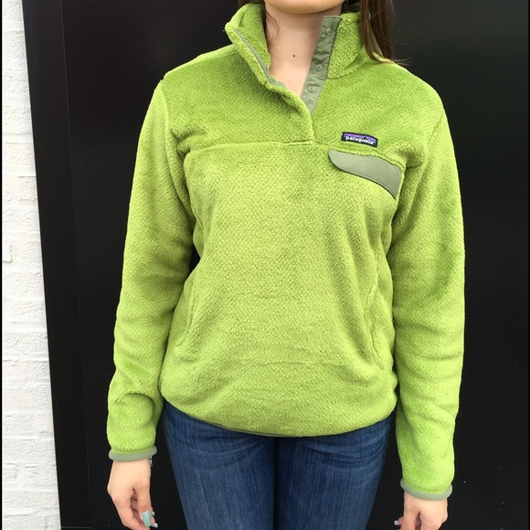 33% off Patagonia Sweaters - Patagonia Women's Re-Tool Snap-T ...