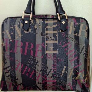 Gianfranco Ferre Handbags - GF FERRE SIGNATURE (MILANO) HANDBAG 💟👜💟👜💟