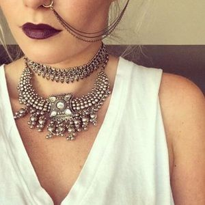 "ASOS Jewelry - Child of wild ""Lunar Eclipse"" Choker"
