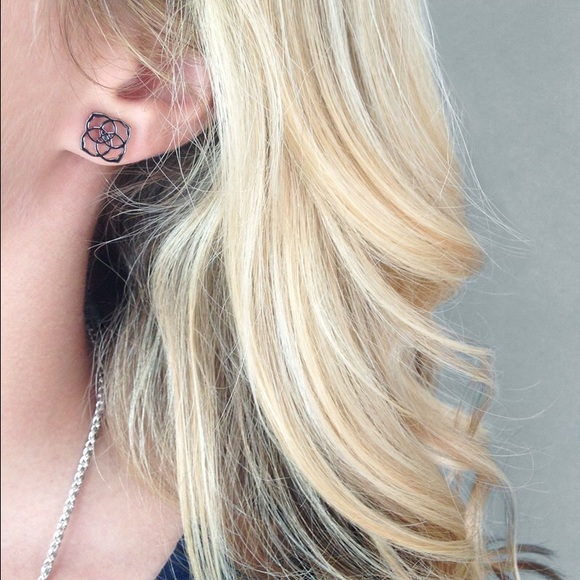 b32cb69c7 Kendra Scott Jewelry - Kendra Scott Dira Stud Earrings in Silver