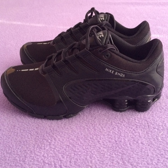 huge discount 5c37c 8cbab ... promo code for nike shox vaeda womens size 8.5 black running shoes uk 6  eu 40
