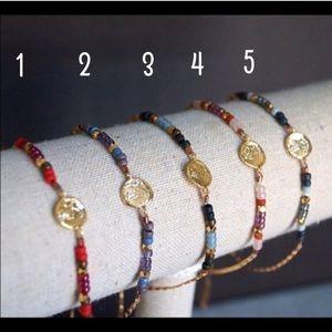 Function & Fringe Jewelry - 🎀Layer Up🎀 Boho Gold Seed Bead Bracelet