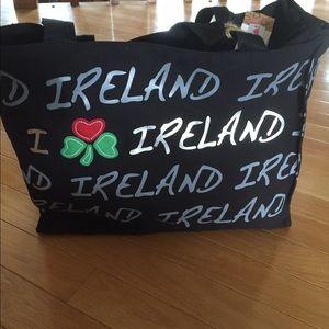 I Love Ireland bag