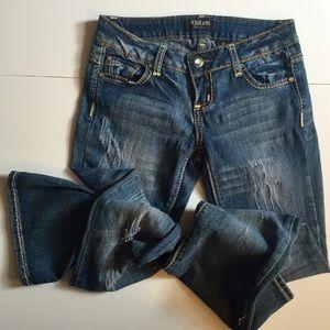 ZCO Denim - Distressed ZCO Jeans