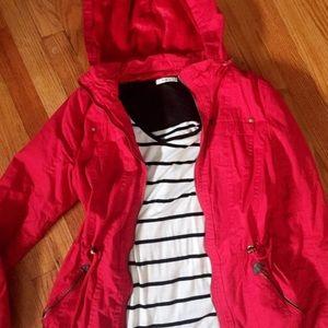 Boutique Anorak Jacket, sz M