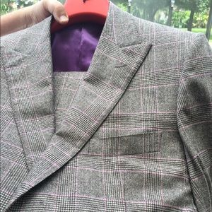 Isaia Other - Men's Isaia, Custom Two Piece Suit. Wool-cashmere