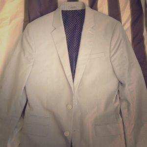 Men's express photographer suit jacket and pants