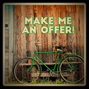 Other - Reasonable offers only!! :-)