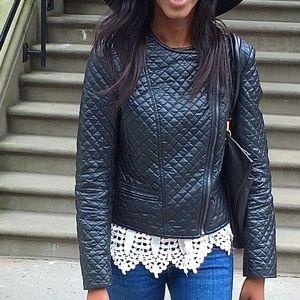 Calvin Klein Jackets & Blazers - Calvin Klein Moto Jacket