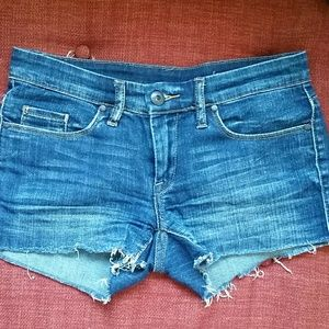 Blank Denim Pants - Blank NYC Cut Off Jean Shorts