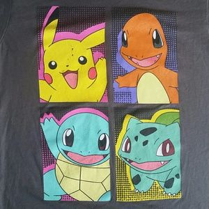Mighty Fine Tops - Comic-Con Pokemon shirt