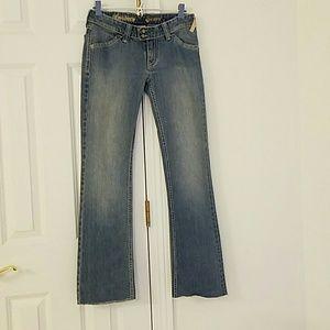 TWISTED HEART Denim - Twisted Heart Jeans size 27 TLC