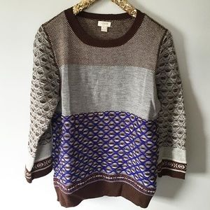 J.Crew Factory sweater, size large