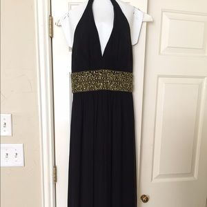KAY UNGER New York formal gown