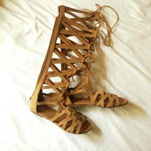 Soda Shoes - Gladiator Sandals Shoes Soda