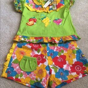 Other - Toddler matching set