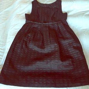 Max & Cleo Dresses & Skirts - Black textured cocktail dress