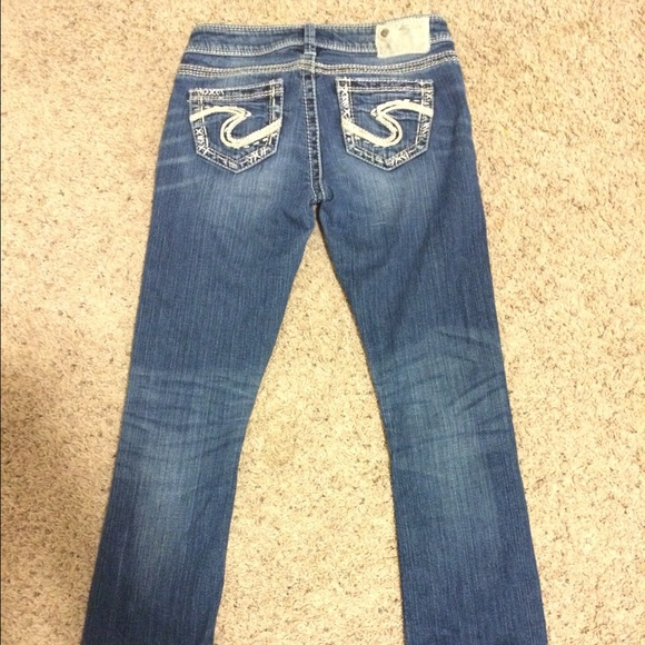 63% off Silver Jeans Denim - Silver Tuesday baby boot cut jeans ...