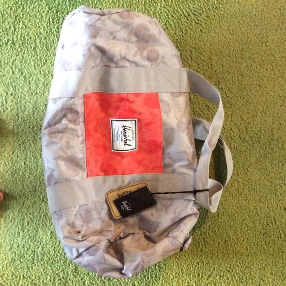 Brand new Herschel duffle bag! 74816cae5fb12