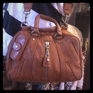 L.A.M.B. Handbags - L.A.M.B by Gwen Stephanie cross body  shoulder bag