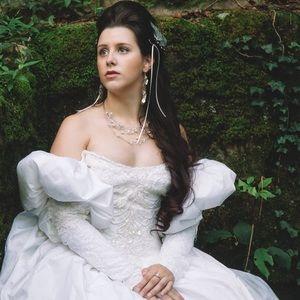 Vintage Dresses Complete Labyrinth Sarahs Ballgown Costume Poshmark