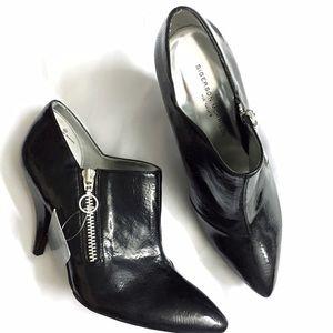 Sigerson Morrison Shoes - Sigerson Morrison Target Fierce Black Ankle Boots