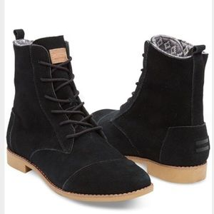 Women Shoes Lace Up Boots on Poshmark