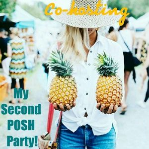 Other - Co-hosting My Second POSH Party! 10/3