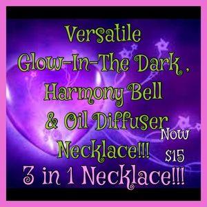 Jewelry - 3 in 1 Versatile Harmony Necklace