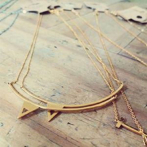 Jewelry - Host Pick🌹Geometric Pendant Necklace