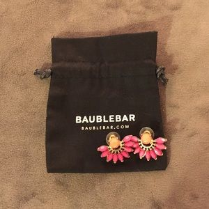 Bauble Bar Fan Earrings