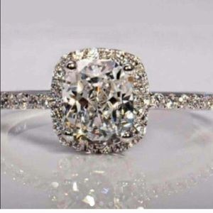 Boutique Jewelry - Petite Simulated Diamond Ring 6 7 8