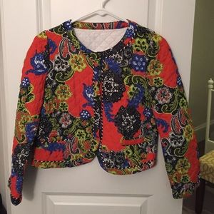 MSGM Jackets & Blazers - Printed jacket