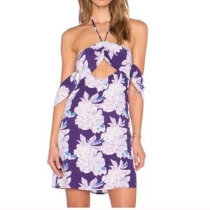 Flynn Skye Dresses & Skirts - FINAL PRICE Err night mini dress in purple punch