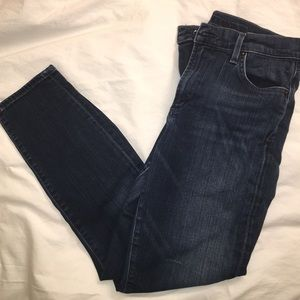 Citizens of humanity ankle skinny denim size 29