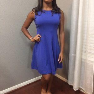 Dresses & Skirts - Royal blue woman's dress