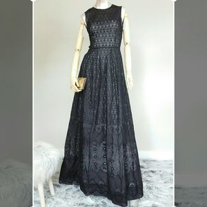 Alessandro Dell'Acqua Dresses & Skirts - No.21 Antonia embroidered silk evening gown
